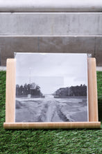 "Load image into Gallery viewer, 8"" x 8"" print - Untitled Grey Landscape"