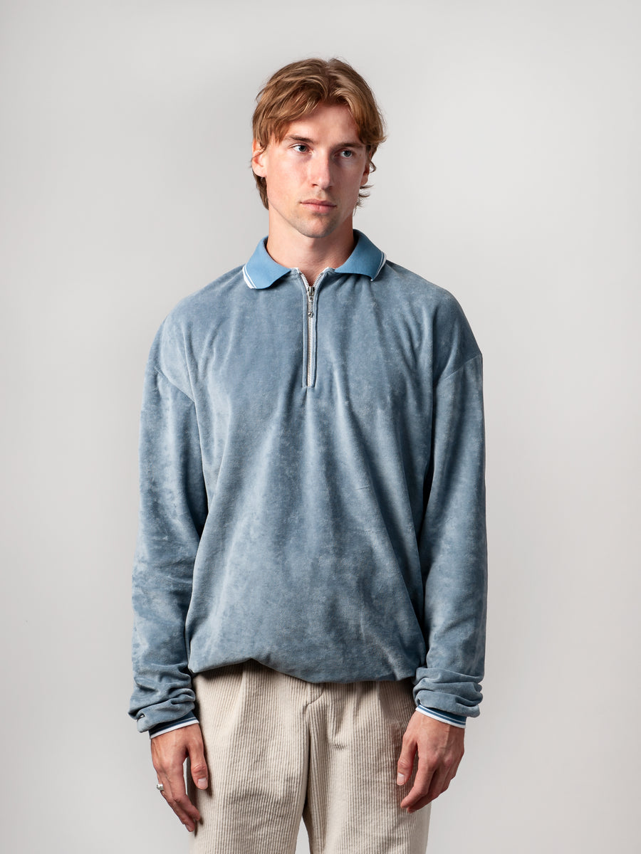 Half Zip Sweatshirt - Carnal Apparel