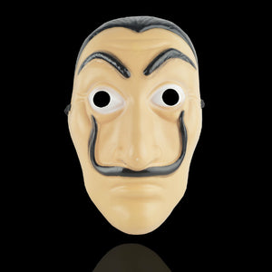 Official Money Heist Mask