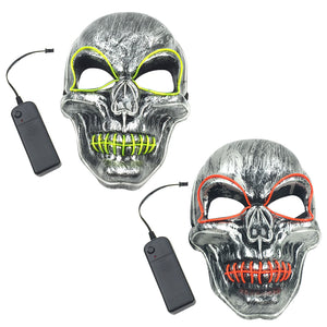LED Skull Mask (3 Colors)