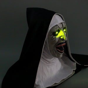 LED Nun Mask - Limited Edition
