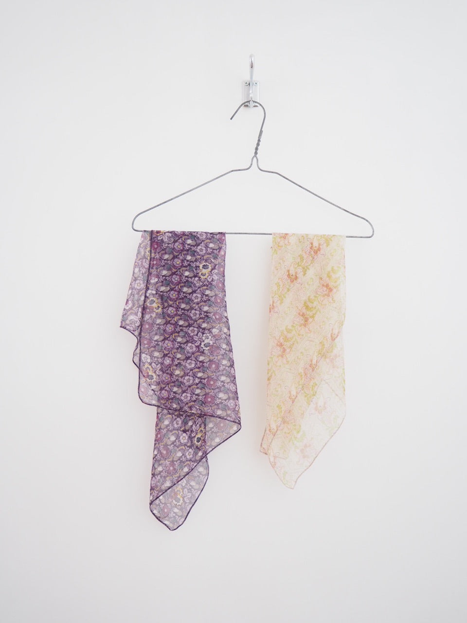 Silk neck scarf - 3