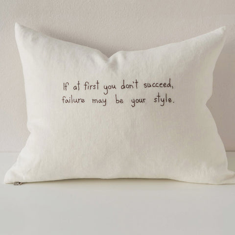 Embroidery Pillow Collection