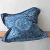 Indigo, Maple Pillow