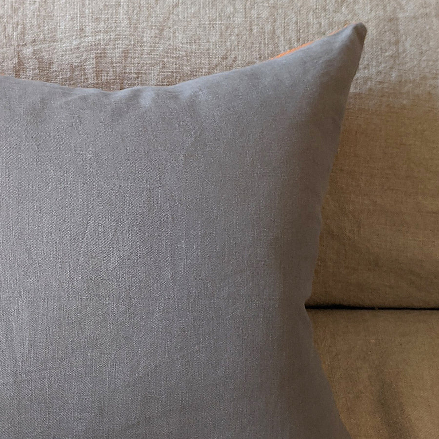 Neroli Pillow -- Mali Resist Dye