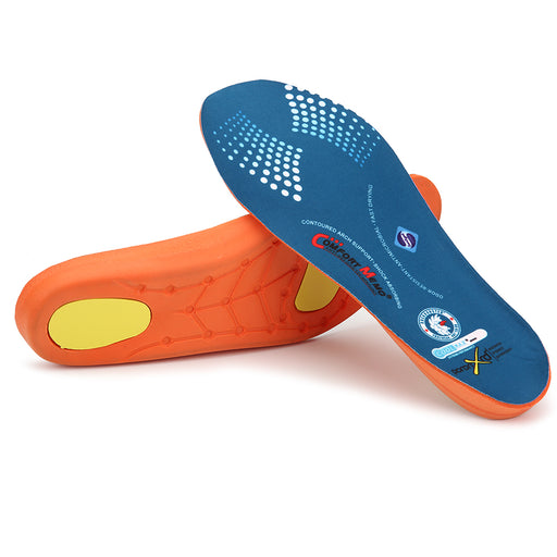 ComfortMemo Anti-Fatigue PU foam insole - Rock Rooster Footwear Inc