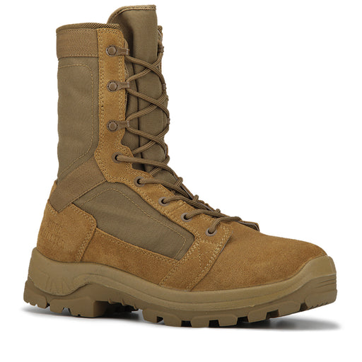 ROCKROOSTER 8 inch Tactical and Law Enforcement Boots, Soft Toe, Breathable, AB5010 - Rock Rooster Footwear Inc
