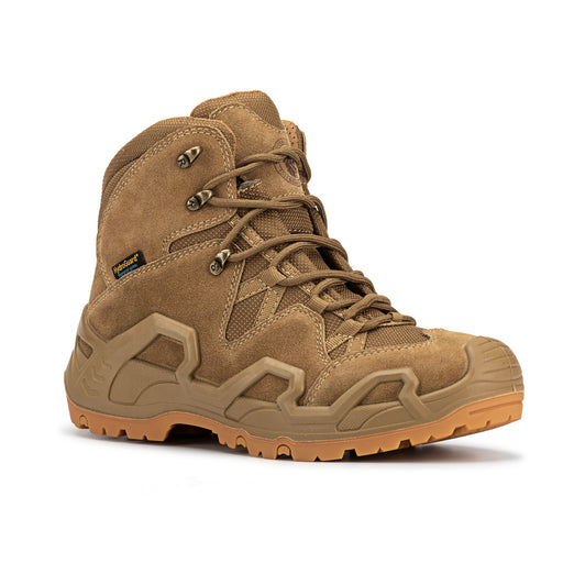 Desert sand 6 inch Waterproof Tactical Outdoor Hiking Boots  KS537 - Rock Rooster Footwear Inc
