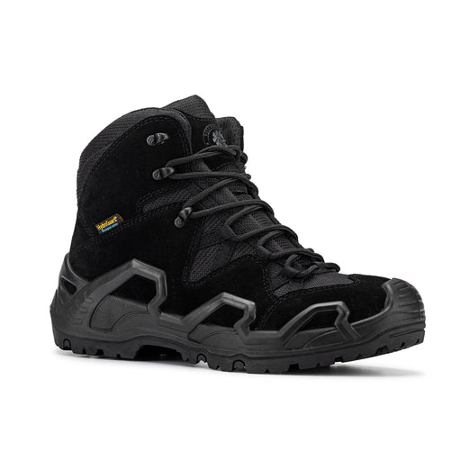 Black 6 inch Waterproof Tactical Outdoor Hiking Boots  KS535