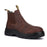 ROCKROOSTER 6 Inch Brown Pull-On Work Boots AK224 - Rock Rooster Footwear Inc