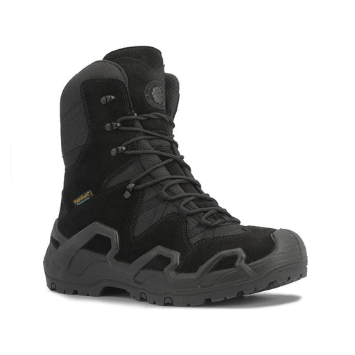 Black 8 inch Waterproof Tactical Outdoor Hiking Boots KS735 - Rock Rooster Footwear Inc