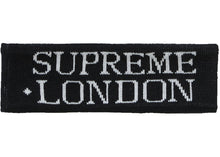 Load image into Gallery viewer, Supreme International Headband Black