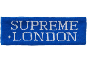 Supreme International Headband Royal