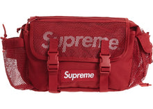 Load image into Gallery viewer, Supreme Waist Bag (SS20) Dark Red