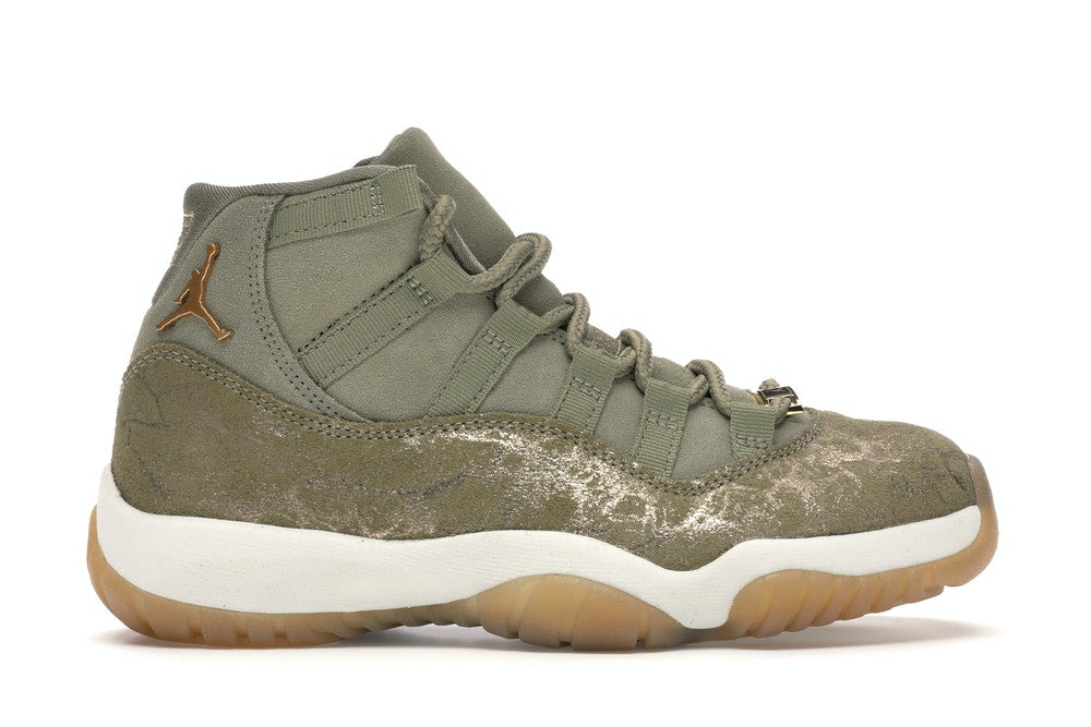 Jordan 11 Retro Neutral Olive (WOMENS)