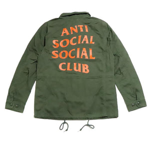 Anti Social Social Club Revival Field Coat