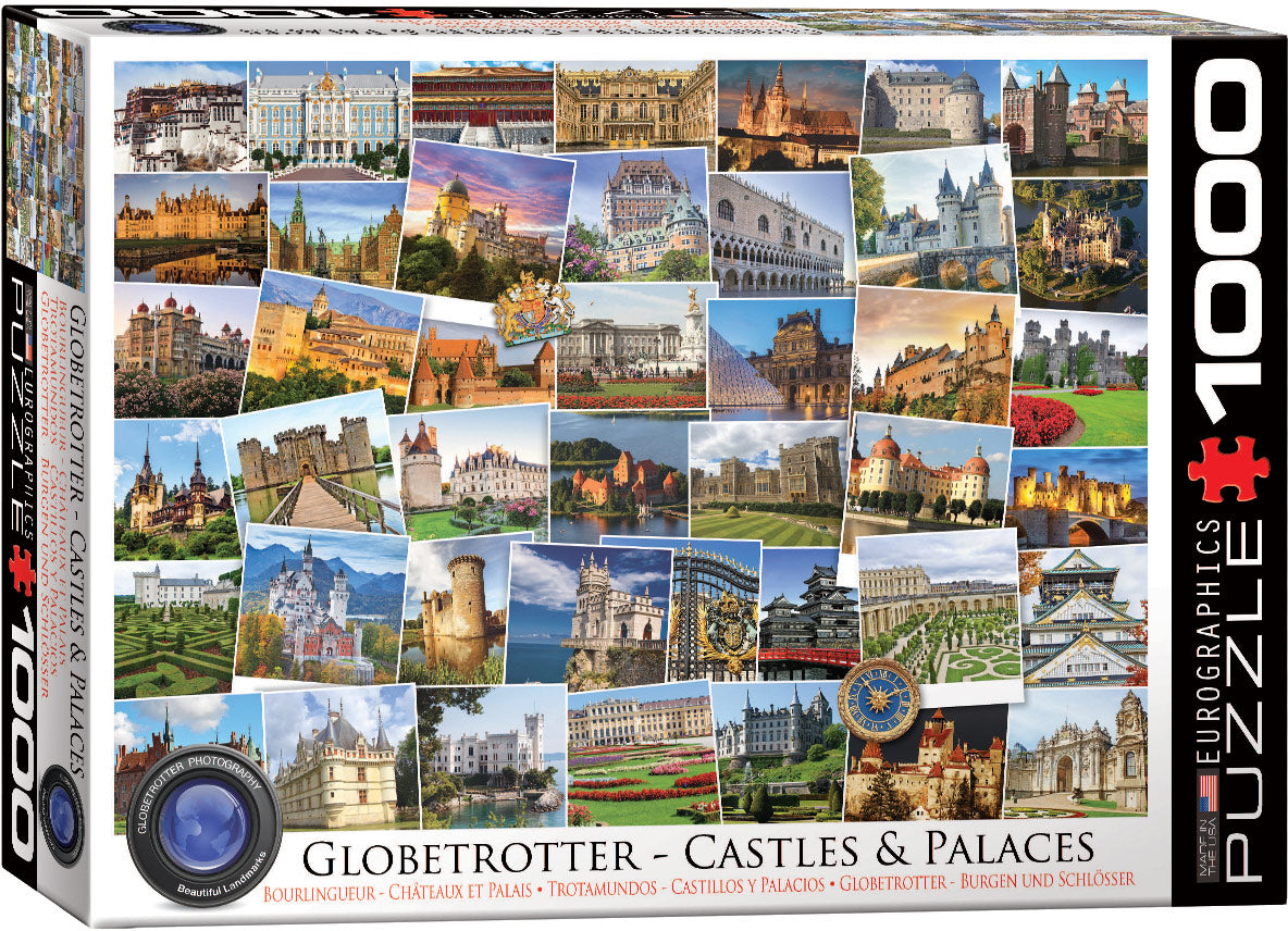 Globetrotter Castles & Palaces