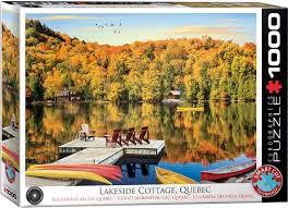 Lakeside Cottage Quebec