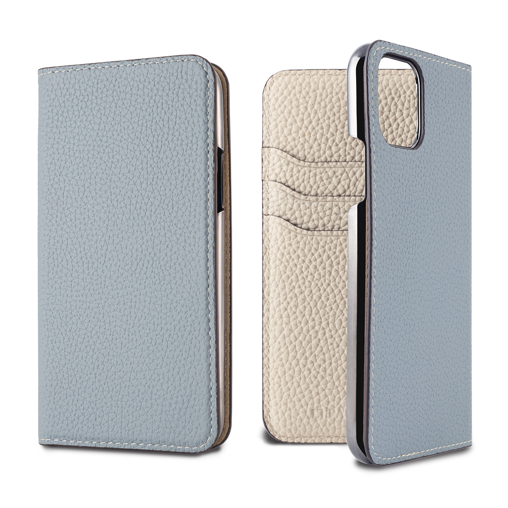 2019 AW - German Shrunken Calf Folio Case for iPhone 11 Pro