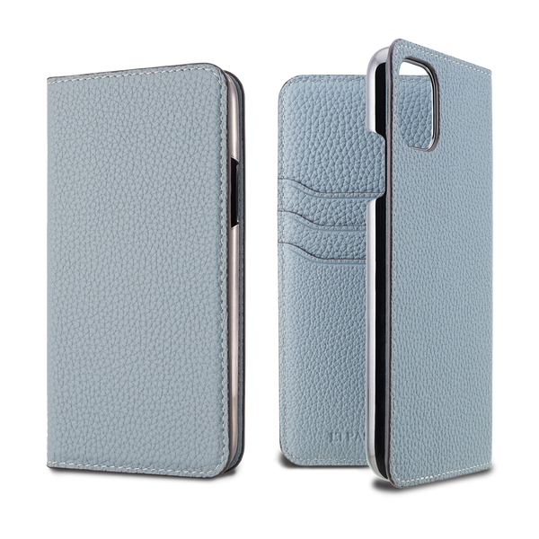 2019 AW - German Shrunken Calf Folio Case for iPhone 11