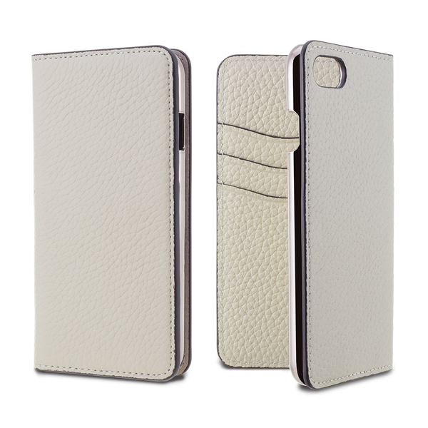LORNA PASSONI - Leather Folio Case for iPhone 8/7 - caseplay