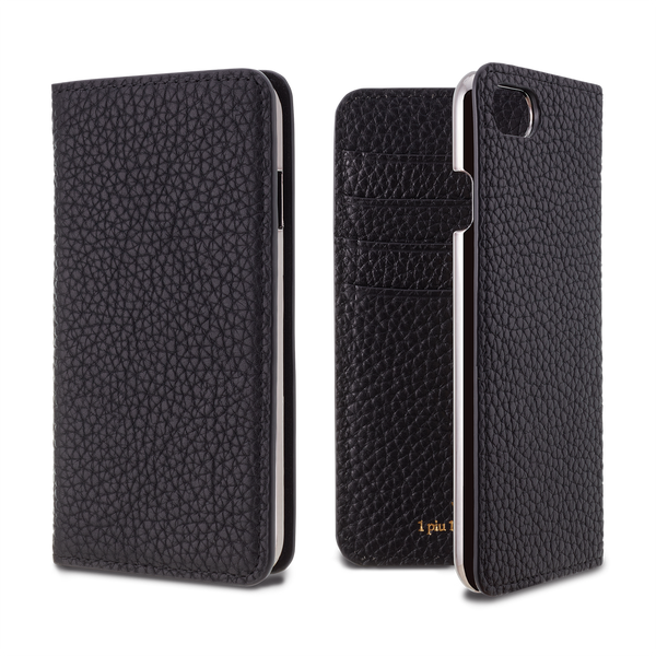 Leather Folio Case for iPhone 8/7 <1piu1uguale3>