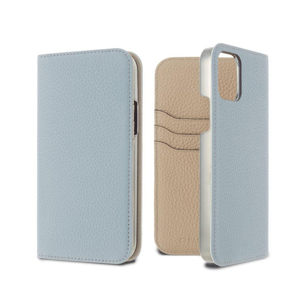 German Shrunken Calf Folio Case for iPhone 11 Pro Max