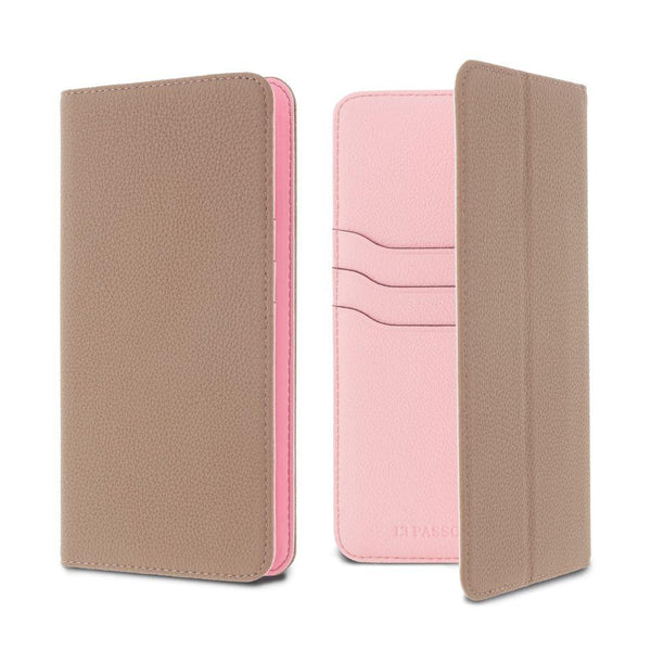 German Shrunken Calf Multi Folio Case for Android (L)