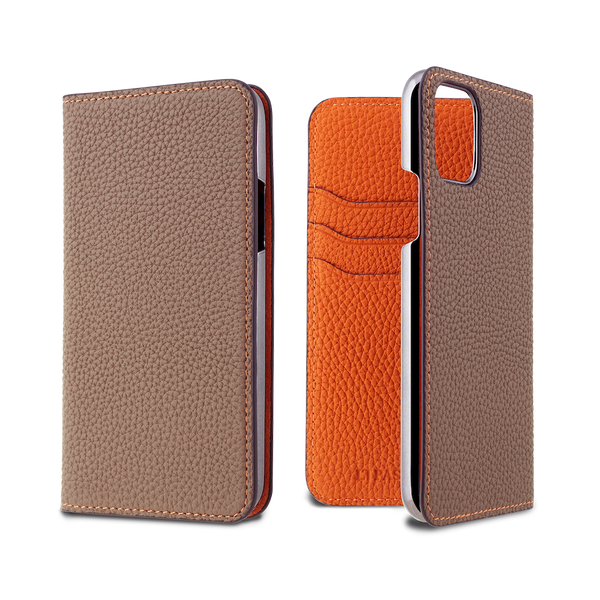 Limited - German Shrunken Calf Folio Case for iPhone