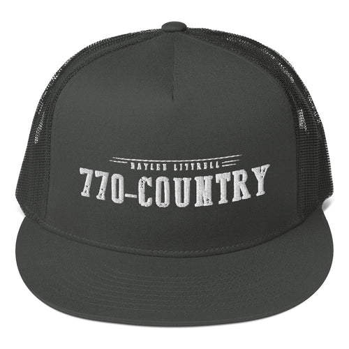 770-Country Mesh Back Snapback