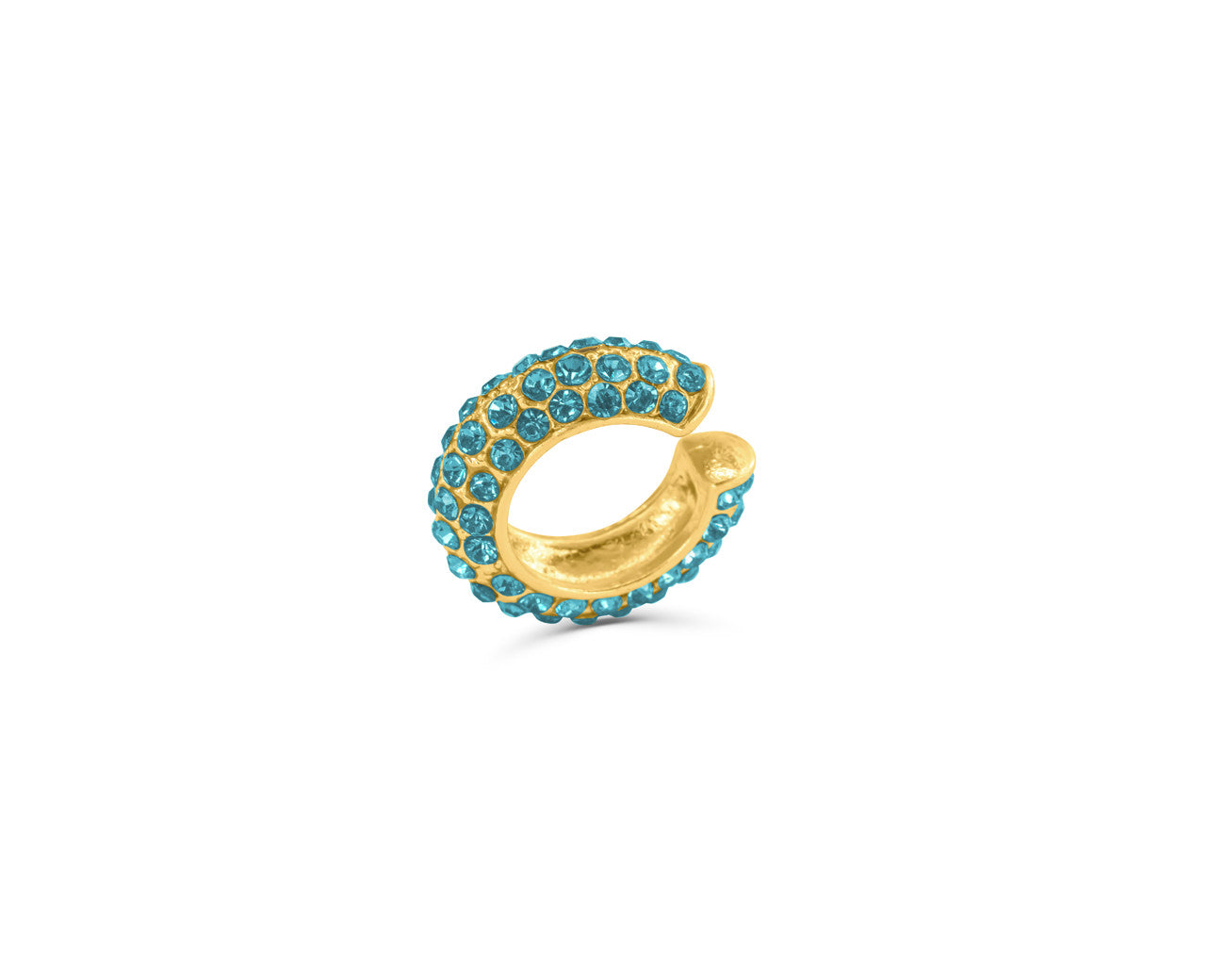 FAX Jewelry | Shine Bright Turquoise Ear Cuff