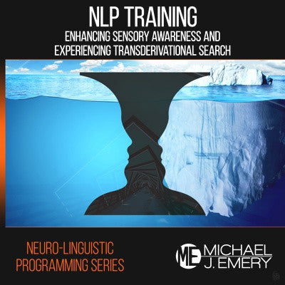 NLP Training Part 3 - Enhancing Sensory Awareness and Experiencing Transderivational Search
