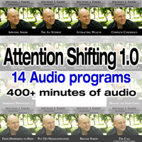 All 14 Attention Shifting 1.0 Audio Programs