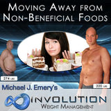 moving away from non-beneficial food