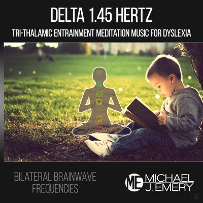 Delta 1.45 Hertz Tri-Thalamic Entrainment Meditation Music for Dyslexia