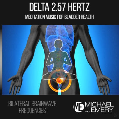 Delta 2.57 Meditation Music for Bladder Health