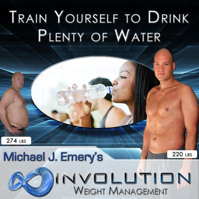 Train Yourself to Drink Plenty of Water