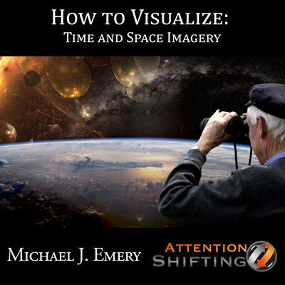 How to Visualize - Time and Space Imagery - NLP Time line therapy