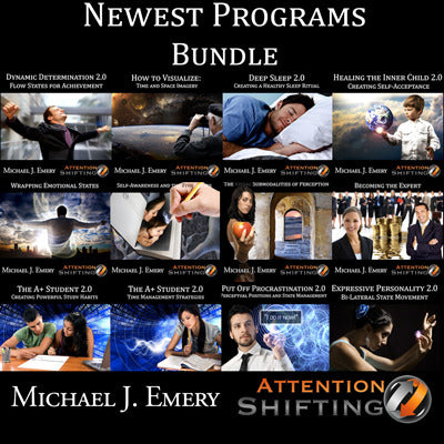 Newest Attention Shifting Programs Bundle