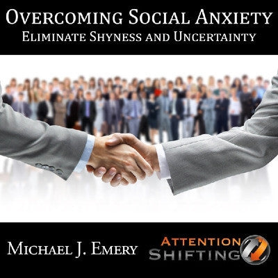 Overcoming Social Anxiety - Learn How to Be More Social