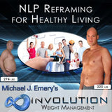 NLP reframing for healthy living