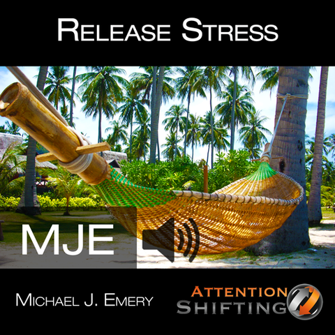 Release Stress - NLP mp3 and Hypnosis mp3