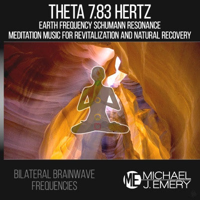 Theta 7.83 Earth Frequency Schumann Resonance Meditation Music for Revitalization and Natural Recovery