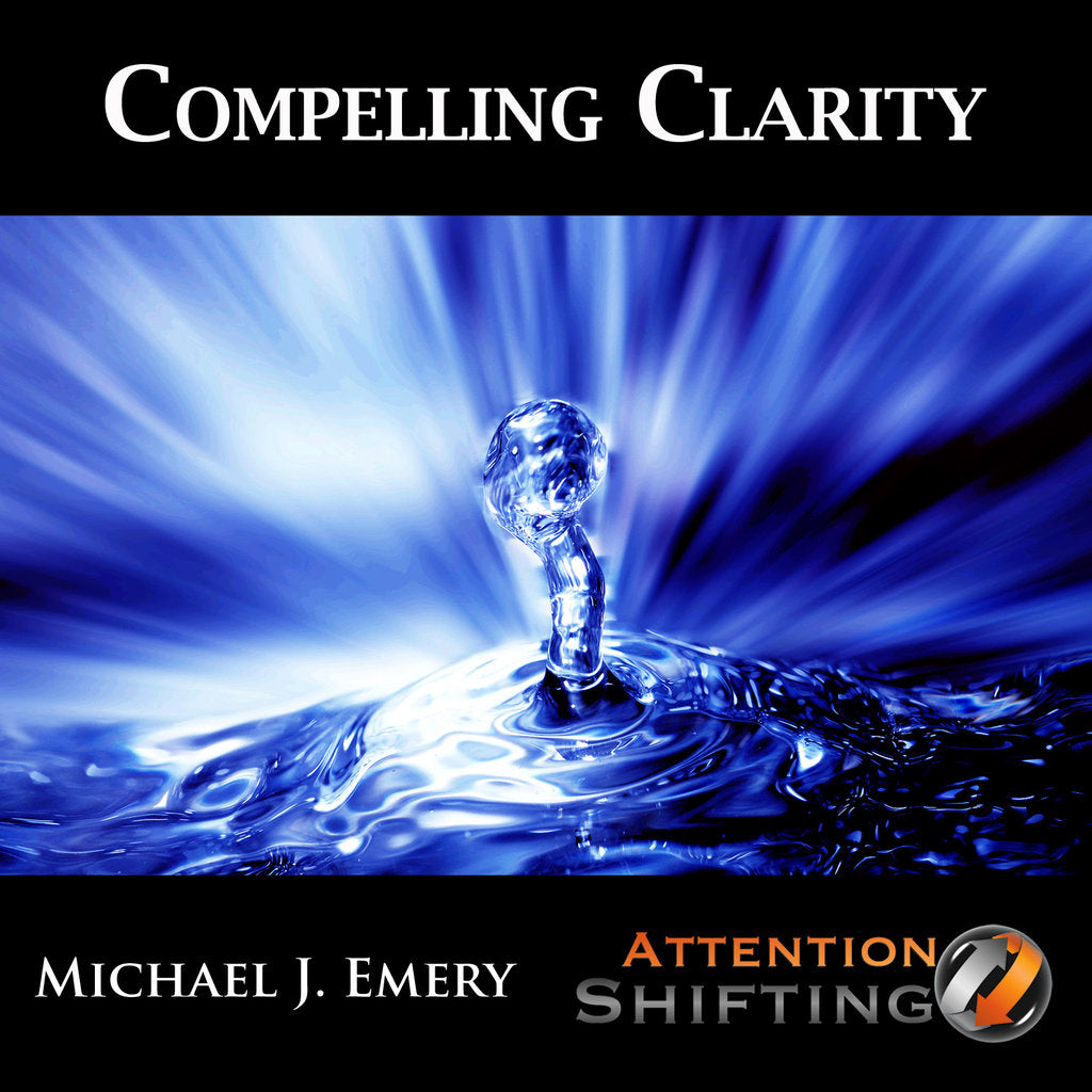 Compelling Clarity - NLP mp3 and Ericksonian Hypnosis Download