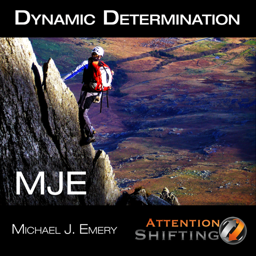 Dynamic Determination - NLP mp3 and Hypnosis Downloads