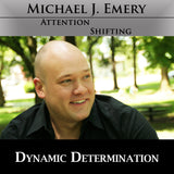 Dynamic Determination - NLP mp3 and Hypnosis Download