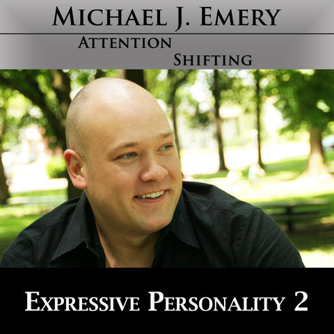 Expressive Personality 2 - NLP mp3 and Hypnosis Download