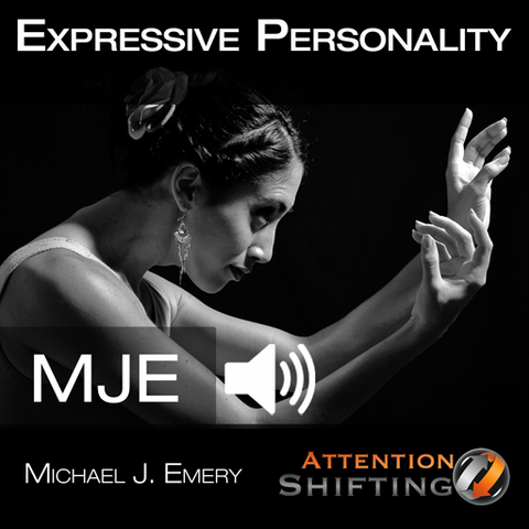 Expressive Personality - NLP mp3 and Hypnosis Download