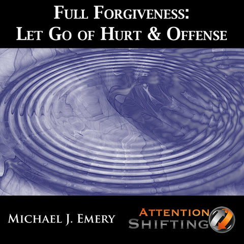 Full Forgiveness - NLP mp3 and Hypnosis mp3