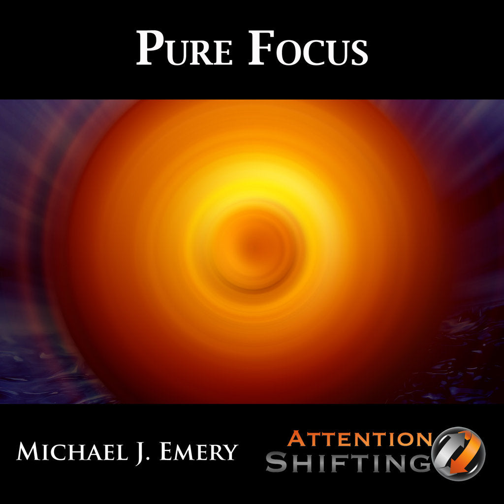 Pure Focus - NLP mp3 and Guided Meditation Program
